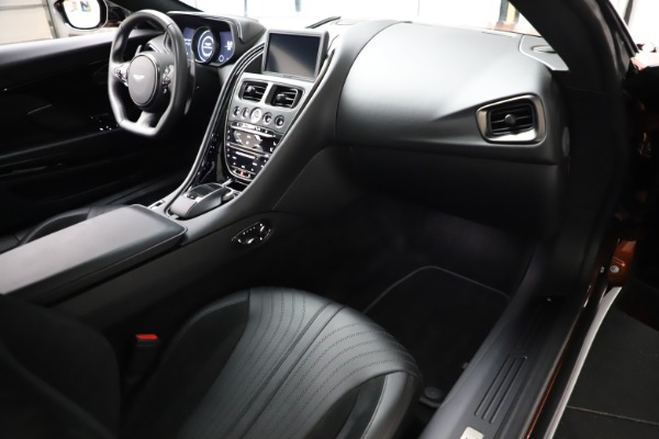 Used 2020 Aston Martin DB11 AMR for sale $199,900 at Bentley Greenwich in Greenwich CT 06830 19