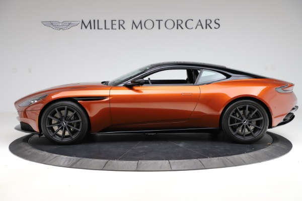 Used 2020 Aston Martin DB11 AMR for sale $199,900 at Bentley Greenwich in Greenwich CT 06830 2