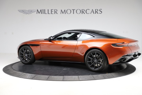 Used 2020 Aston Martin DB11 AMR for sale $199,900 at Bentley Greenwich in Greenwich CT 06830 3