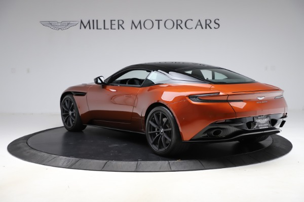 Used 2020 Aston Martin DB11 AMR for sale $199,900 at Bentley Greenwich in Greenwich CT 06830 4