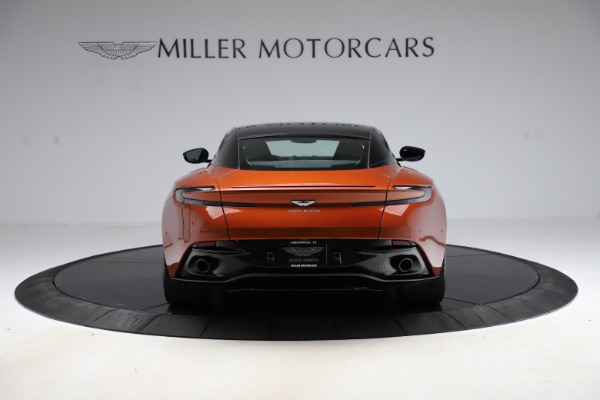 Used 2020 Aston Martin DB11 AMR for sale $199,900 at Bentley Greenwich in Greenwich CT 06830 5
