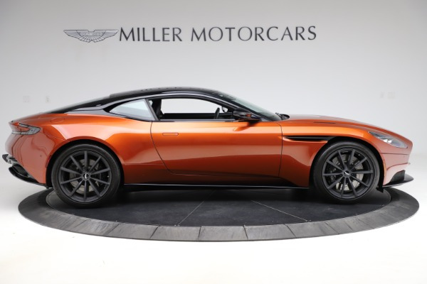 Used 2020 Aston Martin DB11 AMR for sale $199,900 at Bentley Greenwich in Greenwich CT 06830 8