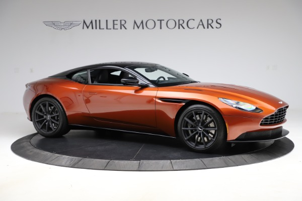 Used 2020 Aston Martin DB11 AMR for sale $199,900 at Bentley Greenwich in Greenwich CT 06830 9