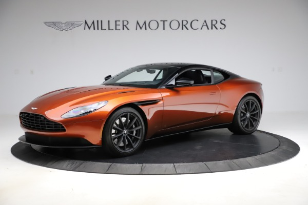 Used 2020 Aston Martin DB11 AMR for sale $199,900 at Bentley Greenwich in Greenwich CT 06830 1