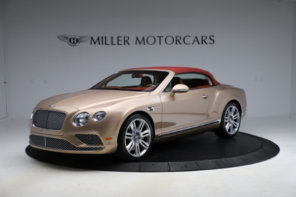 Used 2017 Bentley Continental GT W12 for sale Sold at Bentley Greenwich in Greenwich CT 06830 11