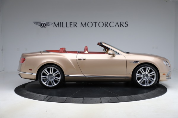 Used 2017 Bentley Continental GT W12 for sale Sold at Bentley Greenwich in Greenwich CT 06830 9