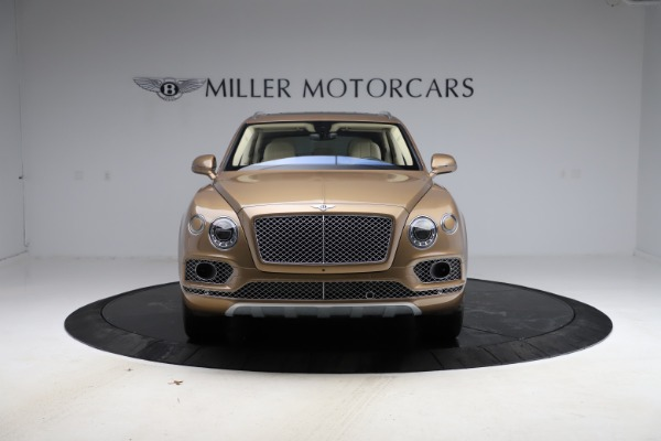 Used 2017 Bentley Bentayga W12 for sale Sold at Bentley Greenwich in Greenwich CT 06830 12