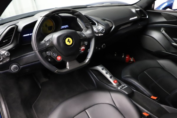 Used 2017 Ferrari 488 GTB for sale $229,900 at Bentley Greenwich in Greenwich CT 06830 13