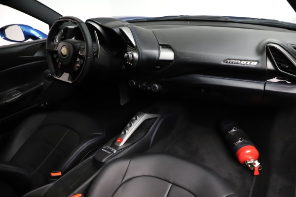 Used 2017 Ferrari 488 GTB for sale $229,900 at Bentley Greenwich in Greenwich CT 06830 17