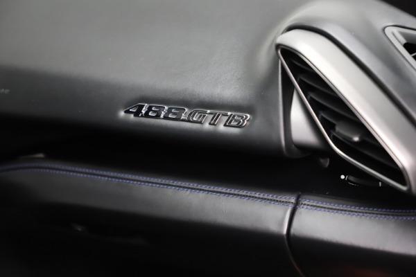 Used 2017 Ferrari 488 GTB for sale $229,900 at Bentley Greenwich in Greenwich CT 06830 22