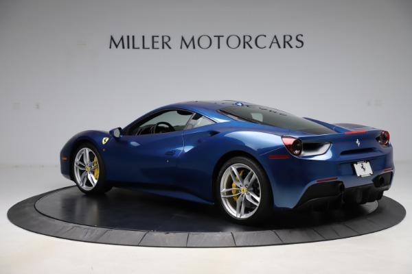 Used 2017 Ferrari 488 GTB for sale $229,900 at Bentley Greenwich in Greenwich CT 06830 4