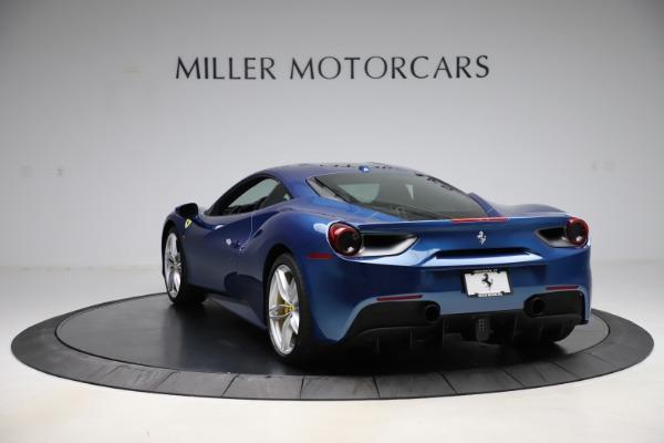Used 2017 Ferrari 488 GTB for sale $229,900 at Bentley Greenwich in Greenwich CT 06830 5