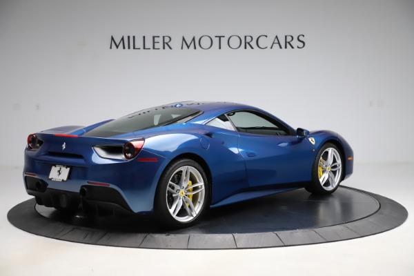 Used 2017 Ferrari 488 GTB for sale $229,900 at Bentley Greenwich in Greenwich CT 06830 8