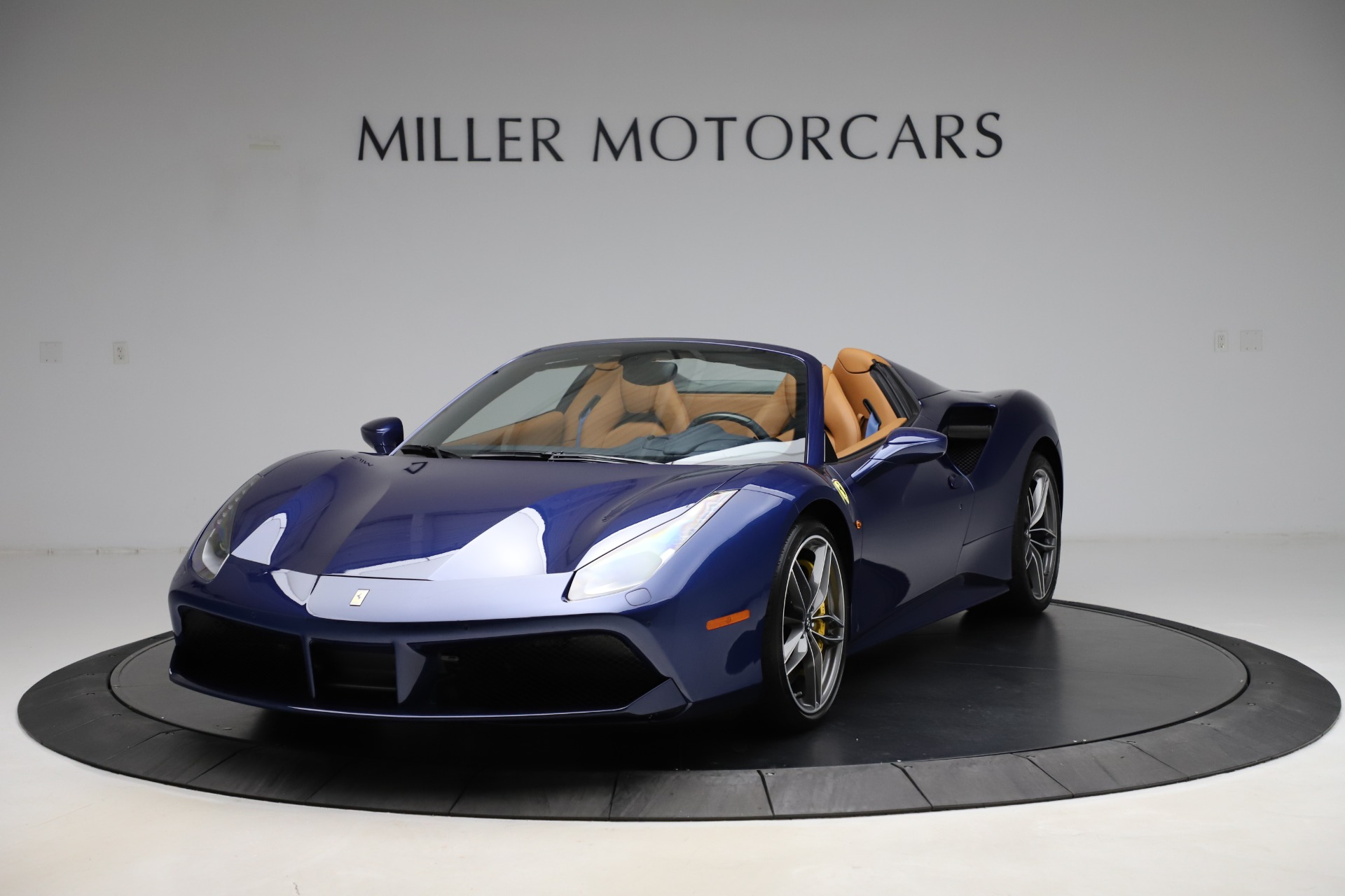 Used 2018 Ferrari 488 Spider for sale Sold at Bentley Greenwich in Greenwich CT 06830 1