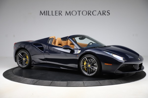 Used 2018 Ferrari 488 Spider for sale Call for price at Bentley Greenwich in Greenwich CT 06830 10