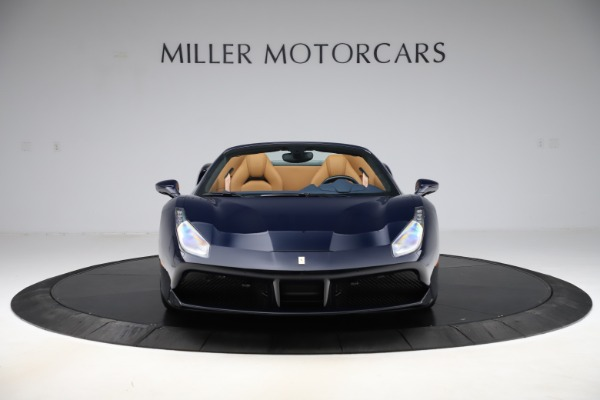 Used 2018 Ferrari 488 Spider for sale Call for price at Bentley Greenwich in Greenwich CT 06830 12