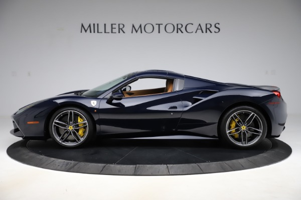 Used 2018 Ferrari 488 Spider for sale Call for price at Bentley Greenwich in Greenwich CT 06830 14