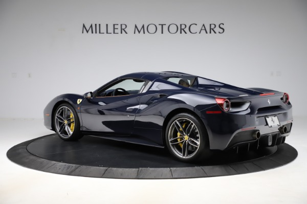 Used 2018 Ferrari 488 Spider for sale Call for price at Bentley Greenwich in Greenwich CT 06830 15
