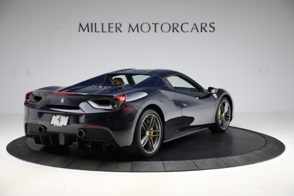 Used 2018 Ferrari 488 Spider for sale Call for price at Bentley Greenwich in Greenwich CT 06830 16