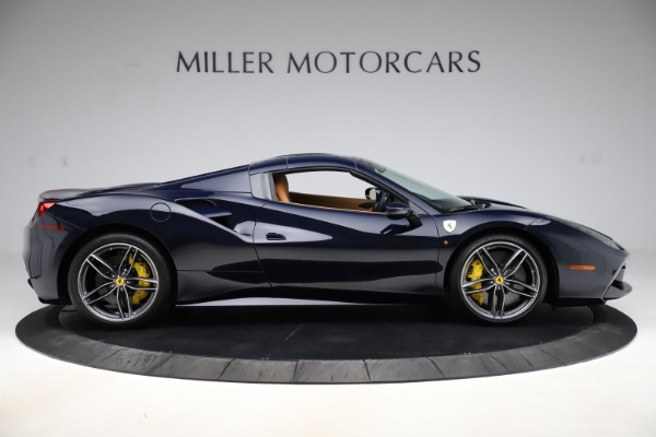 Used 2018 Ferrari 488 Spider for sale Call for price at Bentley Greenwich in Greenwich CT 06830 17