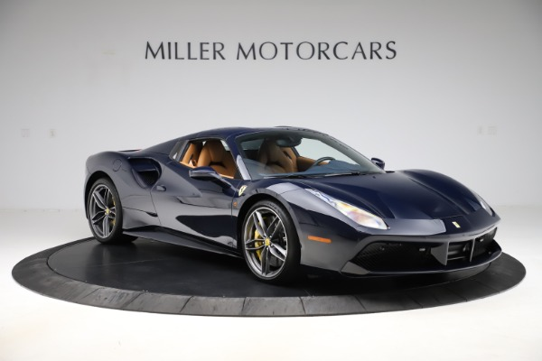 Used 2018 Ferrari 488 Spider for sale Call for price at Bentley Greenwich in Greenwich CT 06830 18