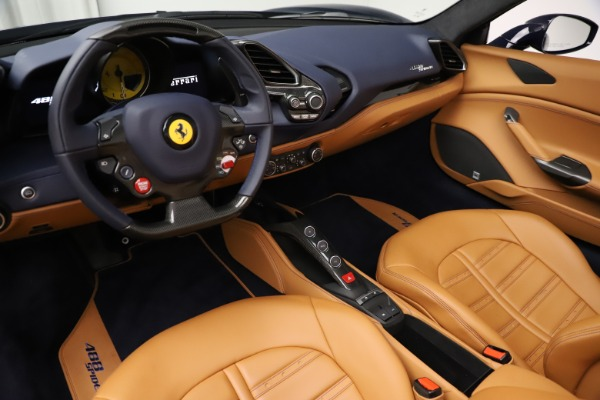 Used 2018 Ferrari 488 Spider for sale Call for price at Bentley Greenwich in Greenwich CT 06830 19