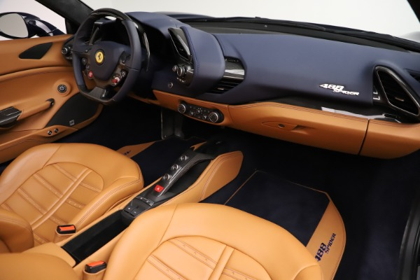Used 2018 Ferrari 488 Spider for sale Call for price at Bentley Greenwich in Greenwich CT 06830 23