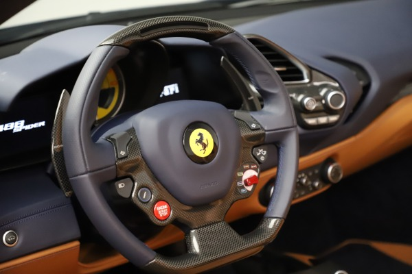 Used 2018 Ferrari 488 Spider for sale Call for price at Bentley Greenwich in Greenwich CT 06830 26