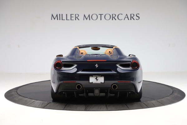 Used 2018 Ferrari 488 Spider for sale Call for price at Bentley Greenwich in Greenwich CT 06830 6