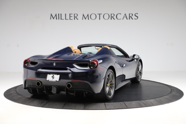 Used 2018 Ferrari 488 Spider for sale Call for price at Bentley Greenwich in Greenwich CT 06830 7