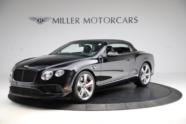Used 2017 Bentley Continental GTC V8 S for sale $159,900 at Bentley Greenwich in Greenwich CT 06830 12