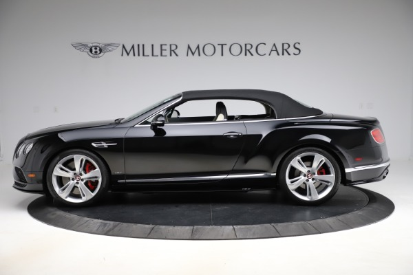 Used 2017 Bentley Continental GTC V8 S for sale $159,900 at Bentley Greenwich in Greenwich CT 06830 13