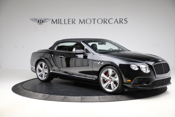 Used 2017 Bentley Continental GTC V8 S for sale $159,900 at Bentley Greenwich in Greenwich CT 06830 17