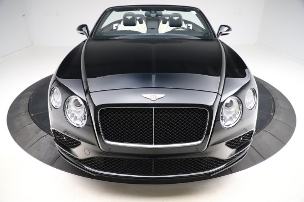 Used 2017 Bentley Continental GTC V8 S for sale $159,900 at Bentley Greenwich in Greenwich CT 06830 19
