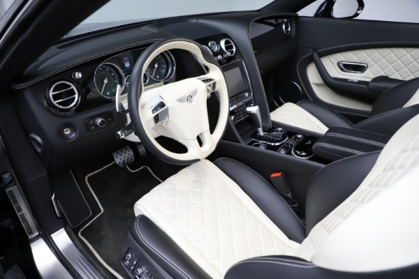 Used 2017 Bentley Continental GTC V8 S for sale $159,900 at Bentley Greenwich in Greenwich CT 06830 24