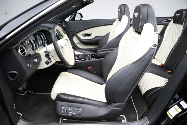 Used 2017 Bentley Continental GTC V8 S for sale $159,900 at Bentley Greenwich in Greenwich CT 06830 25