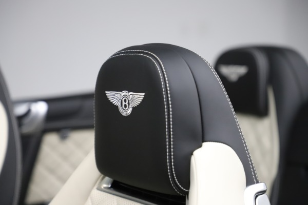 Used 2017 Bentley Continental GTC V8 S for sale $159,900 at Bentley Greenwich in Greenwich CT 06830 27