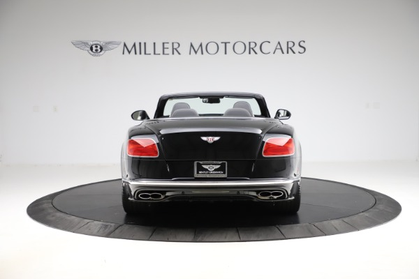Used 2017 Bentley Continental GTC V8 S for sale $159,900 at Bentley Greenwich in Greenwich CT 06830 6