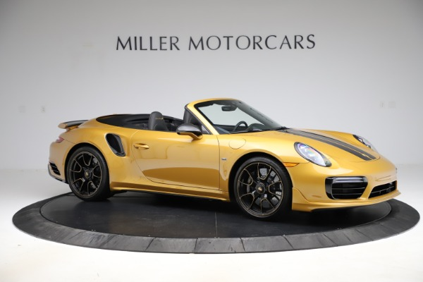 Used 2019 Porsche 911 Turbo S Exclusive for sale $249,900 at Bentley Greenwich in Greenwich CT 06830 10