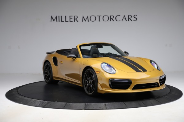 Used 2019 Porsche 911 Turbo S Exclusive for sale $249,900 at Bentley Greenwich in Greenwich CT 06830 11