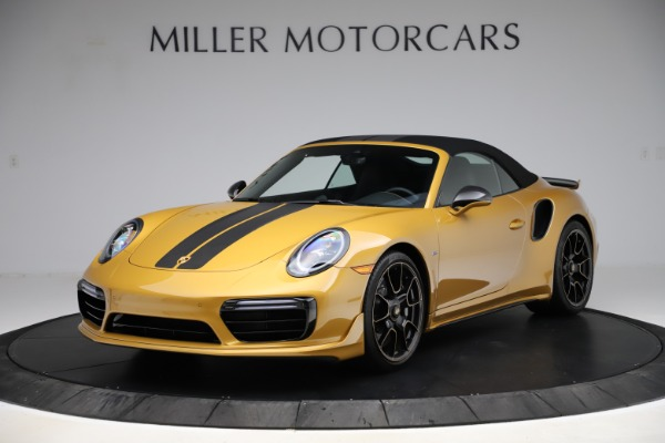 Used 2019 Porsche 911 Turbo S Exclusive for sale $249,900 at Bentley Greenwich in Greenwich CT 06830 12