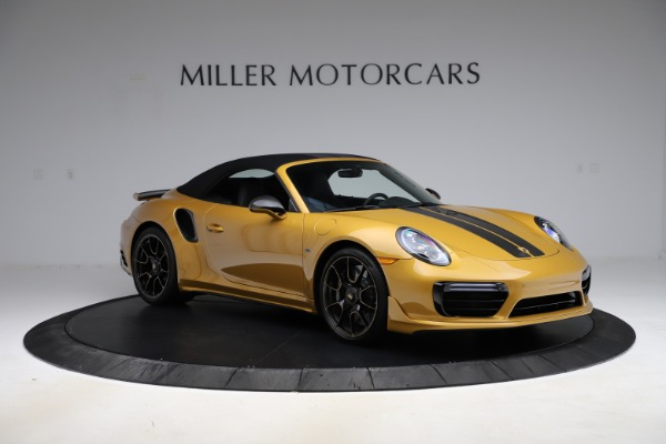 Used 2019 Porsche 911 Turbo S Exclusive for sale $249,900 at Bentley Greenwich in Greenwich CT 06830 17