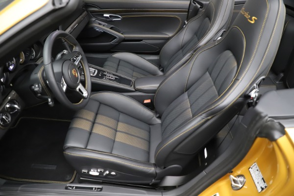Used 2019 Porsche 911 Turbo S Exclusive for sale $249,900 at Bentley Greenwich in Greenwich CT 06830 19