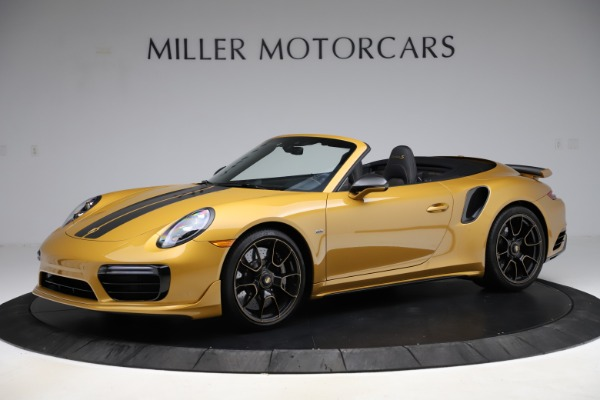 Used 2019 Porsche 911 Turbo S Exclusive for sale $249,900 at Bentley Greenwich in Greenwich CT 06830 2
