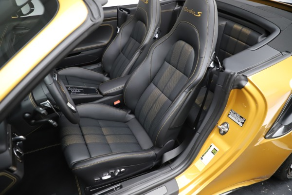 Used 2019 Porsche 911 Turbo S Exclusive for sale $249,900 at Bentley Greenwich in Greenwich CT 06830 20