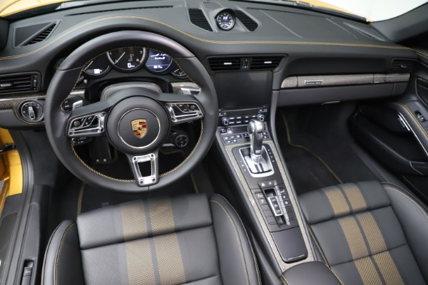 Used 2019 Porsche 911 Turbo S Exclusive for sale $249,900 at Bentley Greenwich in Greenwich CT 06830 22