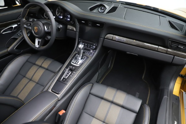 Used 2019 Porsche 911 Turbo S Exclusive for sale $249,900 at Bentley Greenwich in Greenwich CT 06830 26