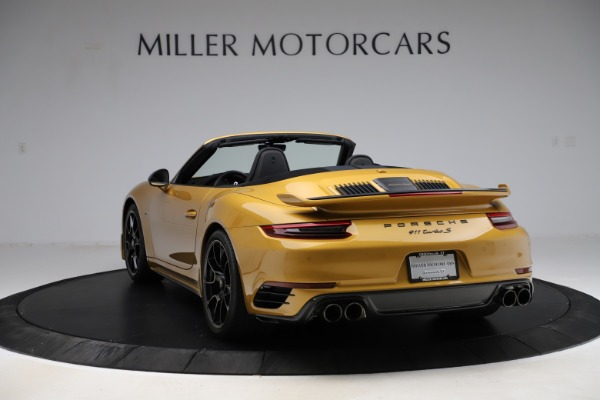 Used 2019 Porsche 911 Turbo S Exclusive for sale $249,900 at Bentley Greenwich in Greenwich CT 06830 5