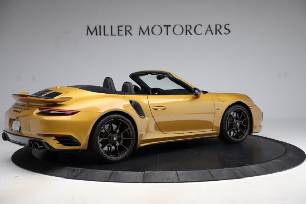 Used 2019 Porsche 911 Turbo S Exclusive for sale $249,900 at Bentley Greenwich in Greenwich CT 06830 8