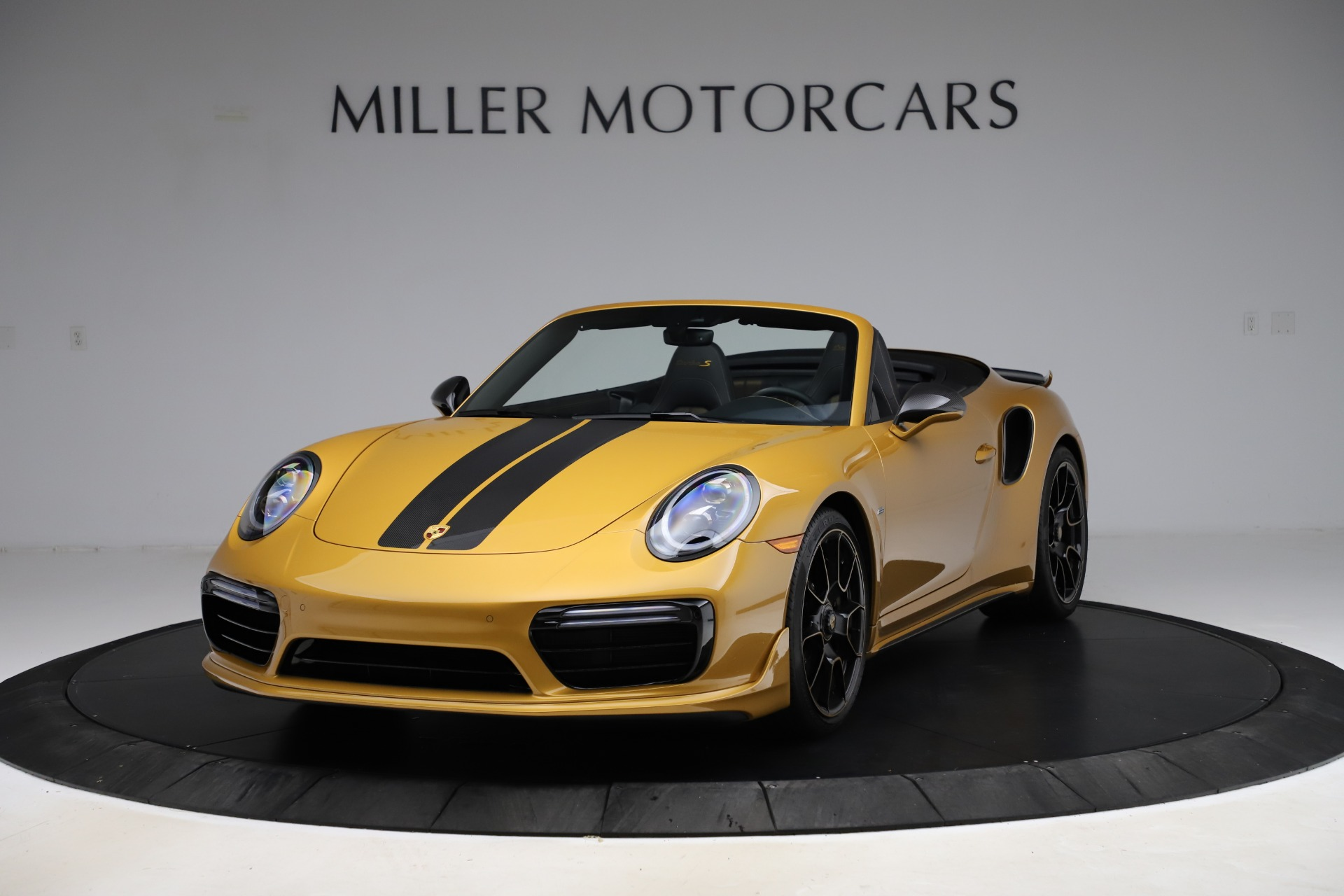 Used 2019 Porsche 911 Turbo S Exclusive for sale $249,900 at Bentley Greenwich in Greenwich CT 06830 1